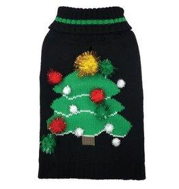 Foufou Foufou Dog Ugly Sweater Tree XS