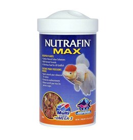 Nutrafin Nutrafin Max Goldfish Flakes 77g (2.72 oz)
