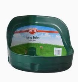 Kaytee Kaytee Long John Hi Side Litter Pan