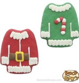 Bosco and Roxy's Bosco and Roxy's Furry Christmas Ugly Sweaters