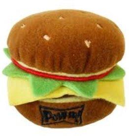 "Lulubelles Lulubelles Plush Hamburger 4.75"" L"