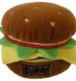 "Lulubelles Lulubelles Plush Hamburger 3.25"" S"
