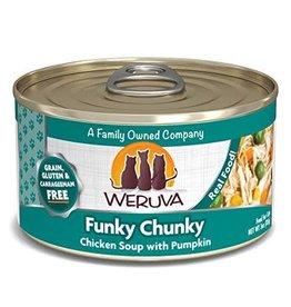 weruva Weruva Funky Chunky 3oz