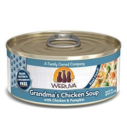 weruva Weruva Grandmas Chicken Soup 5.5oz