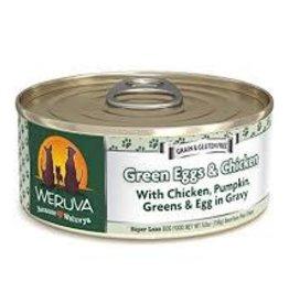 weruva Weruva Green Eggs & Chicken 5.5oz