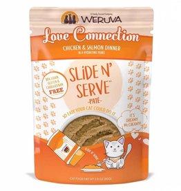 Weruva Weruva Slide N' Serve Love Connection Paté 2.8oz