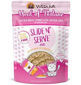 weruva Weruva Slide N' Serve Meal of Fortune Paté
