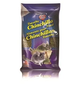 Martin little friends Martins Extruded Timothy Chinchilla Food 1kg
