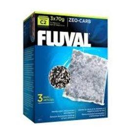 Fluval Fluval C2 Zeo-Carb 70g 3pc