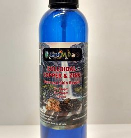 Earth M.D. Earth M.D. Colloidal Copper & Zinc 250ml