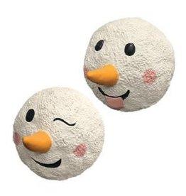 Foufou Foufou Dog Holiday Twinkle Smile Snowball Chew