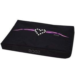 rogz Rogz Flat Podz Purple L
