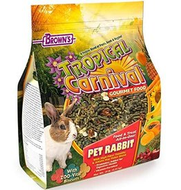 Tropical Tropical Carnival Gourmet Rabbit Food 20lb