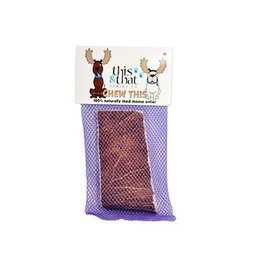 This & That Moose Antler Chew L