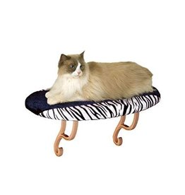 K&H Deluxe Kitty Sill Zebra