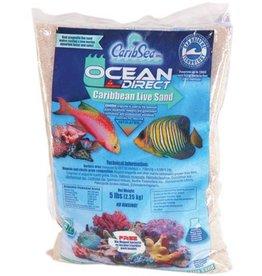 CaribSea Caribsea Ocean Direct Caribbean Live Sand - 5 lb