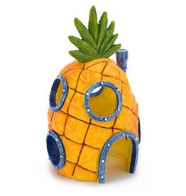 Penn Plax Penn Plax SpongeBob's Pineapple Home with Swim-Through Holes