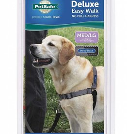 Petsafe Petsafe Deluxe Easy Walk Harness Medium Steel