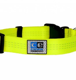 RC Pets Utility Clip Collar Neon Yellow S