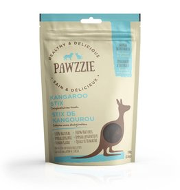 true raw choice Pawzzie Dehydrated Kangaroo Stix 100g