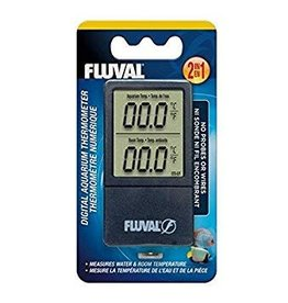 Fluval Fluval Wireless 2-in-1 Digital Aquarium Thermometer