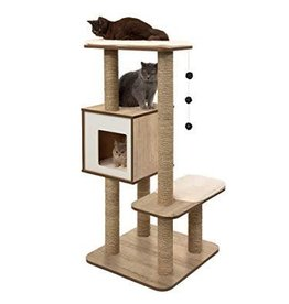 Vesper Vesper-Cat Furniture V-Base, Oak