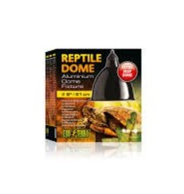 Exo Terra Exo Terra Reptile Aluminum Dome Fixture, Large, 21 cm (8in)