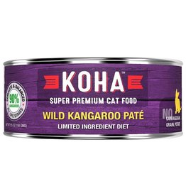 Koha Koha Cat Food Kangaroo Pate 5.5oz