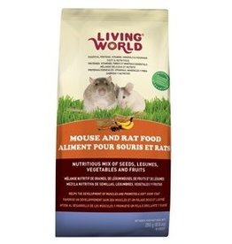 Living World Classic Mouse Food 250G