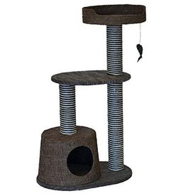 Animal Treasures Animal Treasures Cat Tree Scratcher - Bi-Level - 37.75""