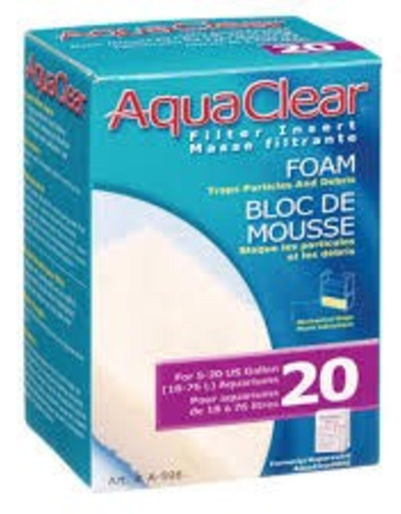 Aqua Clear AquaClear 20 Ammonia Remover Filter Insert - 66g (2.3oz)
