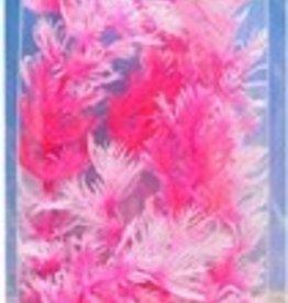 Marina Marina Vibrascaper Plastic Plant - Foxtail - Hot Pink-White - 20 cm (8 in)