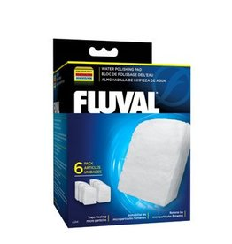 Fluval Fluval Polishing Pad for 304/305/306 and 404/405/406 - 6 pieces