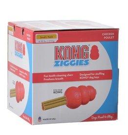 Kong Kong Adult Ziggies Cube Small 1pc