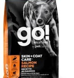 GO! GO! Skin and Coat Care Salmon Formula 3.5lb
