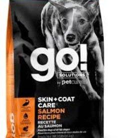 GO! GO! Skin and Coat Care Salmon Formula 12lb
