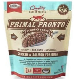 Primal Primal Frozen Pronto Chicken Formula for Cats - Trial Size