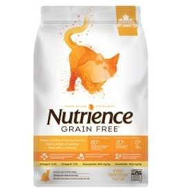 Nutrience Nutrience Grain Free Turkey, Chicken & Herring Formula - 2.5 kg