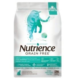 Nutrience Nutrience Grain Free Indoor Cat – Turkey, Chicken & Duck Formula - 5 kg