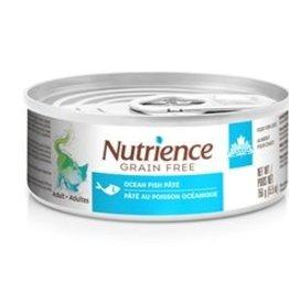 Nutrience Nutrience Grain Free Ocean Fish Pâté 5.5 oz