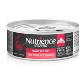 Nutrience Nutrience Grain Free Subzero Pâté - Prairie Red 5.5 oz