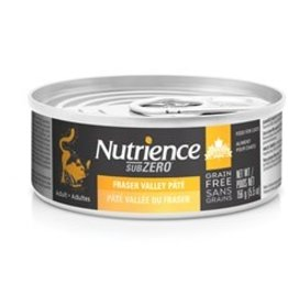 Nutrience Nutrience Grain Free Subzero Pâté - Fraser Valley 5.5 oz