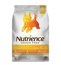 Nutrience Nutrience Grain Free for Small Breed – Turkey, Chicken & Herring - 10 kg