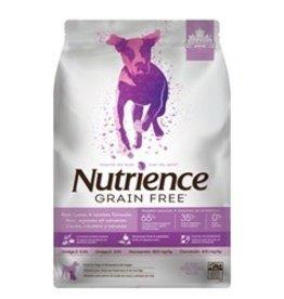 Nutrience Nutrience Grain Free Pork, Lamb & Venison Formula - 5 kg