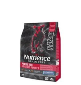 Nutrience Nutrience Grain Free Subzero for Dogs - Prairie Red - 5 kg ( 11 pounds)