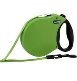 Alcott Alcott Adventure Retractable Leash - Green - Medium