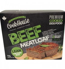 Big Country Raw Big Country Raw Cookhouse Beef Meatloaf