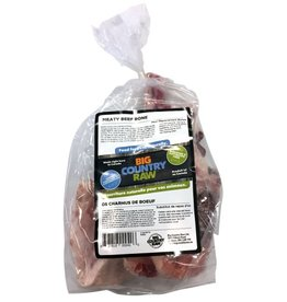 Big Country Raw Big Country Raw Meaty Beef Bone 2lb