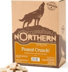 NORTHERN Wheat Free Peanut Crunch Dog Treats 1.5KG