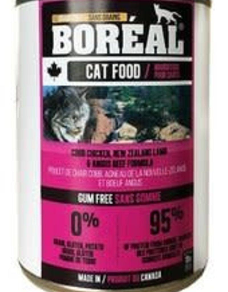 Boréal Cobb Chicken New Zealand Lamb and Angus Beef Formula, Cat Food